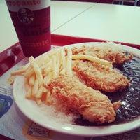 Photo taken at KFC by Daniel L. on 3/25/2013