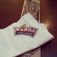 Photo taken at Baroa by Daniel L. on 12/5/2013
