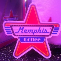 Photo taken at Memphis Coffee by Thomas F. on 9/29/2012