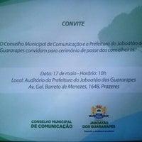 Foto tirada no(a) Prefeitura do Jaboatão dos Guararapes por Luci C. em 5/17/2016