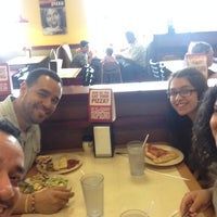 Photo taken at Cici's Pizza by Walter R. on 4/28/2014