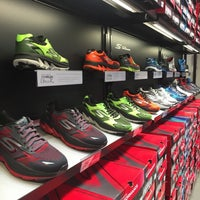 Photo taken at SKECHERS Factory Outlet by Andrew P. on 8/13/2016
