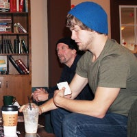 Photo taken at Mosaic Coffeehouse by Seattle C. on 4/18/2013