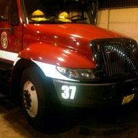 Photo taken at Cuartel #13 BCBG Fire Dept by Luis H. on 10/24/2013