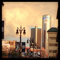 Photo taken at Comerica Park by Chris T. on 7/21/2013