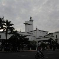 Photo taken at Kantor Gubernur Jawa Timur by A H. on 2/21/2013