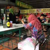 Photo taken at Food Court Imam Bonjol by A H. on 7/15/2017
