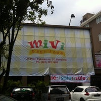 Photo taken at Mivi Baby Shop by A H. on 3/28/2015