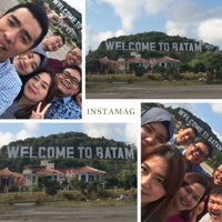 Photo taken at Welcome To Batam by A H. on 3/19/2017