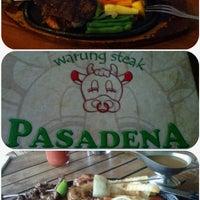 Photo taken at Pasadena Steak by A H. on 4/5/2017