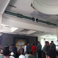 Photo taken at Masjid Al-Ikhlas (Belakang BIP) by A H. on 3/13/2015