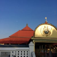 Photo taken at Masjid Gedhe Kauman by A H. on 8/12/2017
