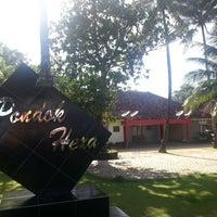 Photo taken at Pondok hexa ujung genteng by A H. on 6/30/2015