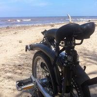 Photo taken at Pantai Sambolo by A H. on 3/8/2016