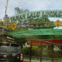 Photo taken at Taman Lalu Lintas by A H. on 12/14/2012