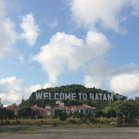 Photo taken at Welcome To Batam by A H. on 3/16/2017