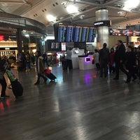 Photo taken at Terminal 2 by Ayşe Ç. on 2/15/2016