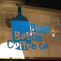 Photo taken at Blue Bottle Coffee by Gabe W. on 10/7/2012