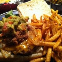 Photo taken at Harry's Hamburger Barn by Rachel B. on 1/19/2013