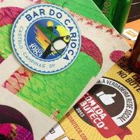 Photo taken at Bar do Carioca by Daniel P. on 4/19/2013