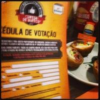 Photo taken at Bar do Carioca by Daniel P. on 4/20/2013