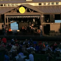 Photo taken at Jeffersonville Riverstage by Gary M. on 6/14/2014