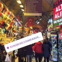 Photo taken at Cevahir Bedesteni Kapalicarsi (Oldbazaar) by Ahmet M. on 1/11/2018