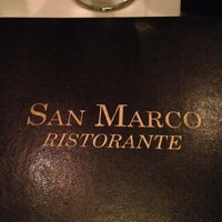 Photo taken at San Marco Ristorante by Jackie C. on 7/25/2013