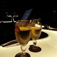 Photo taken at (B) Bar by Felipe A. on 4/13/2013