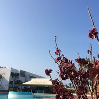 รูปภาพถ่ายที่ Hotel Chachalacas โดย Aleyda G. เมื่อ 3/29/2014
