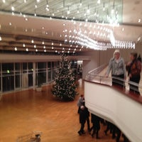 Photo taken at Graf-Zeppelin-Haus (GZH) by Magda K. on 12/22/2012