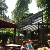 Photo taken at Cafe Palaver by Magda K. on 6/8/2013