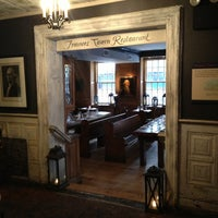 Photo taken at Fraunces Tavern by torr d. on 1/29/2013