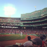 Photo prise au Fenway Park par Rebecca B. le7/3/2013