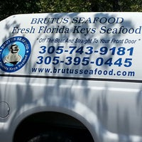 Photo taken at Brutus Seafood Market And Eatery by Randy L. on 5/10/2013