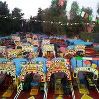 Photo taken at Xochimilco by Juni on 2/3/2013