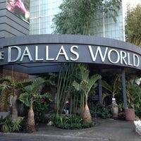 Photo taken at Dallas World Aquarium by Aaron M. on 3/14/2013