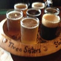 Photo taken at Krogh's Restaurant & Brew Pub by Bret A. on 6/14/2013