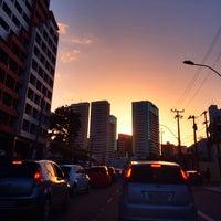 Photo taken at Avenida Dom Luís by Marcos V. on 3/13/2015