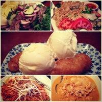 Photo taken at Talay Thai Restaurant by Ardie G. on 6/17/2013