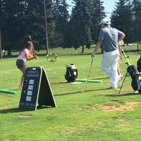 Photo taken at Eugene Country Club by Earl O. on 7/6/2015
