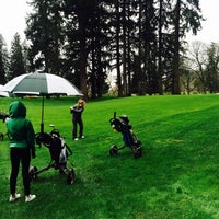 Photo taken at Eugene Country Club by Earl O. on 2/14/2016
