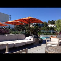 Photo taken at Andaz West Hollywood by Sounun T. on 10/14/2012