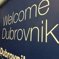 Photo taken at Dubrovnik Airport (DBV) by Sounun T. on 4/17/2015