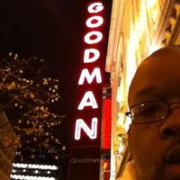Photo taken at Goodman Theatre by Tuan N. on 10/27/2012
