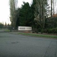 Photo taken at Nintendo Distribution Center North Bend by Ruben B. on 11/17/2014