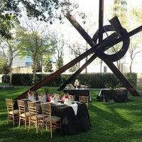 Photo taken at Nasher Sculpture Center by Allen T. on 3/25/2013