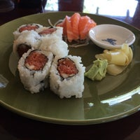 Photo taken at Starfish Sushi by Rick L. on 5/11/2014