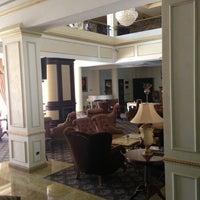 "Photo taken at Grand Hotel & Spa ""Primoretz"" by Ivaylo Y. on 6/21/2013"