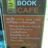 Photo taken at Little Book Coffee (free Wifi) by Kaí K. on 8/22/2013